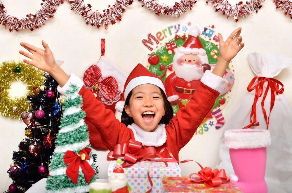 一生忘れられないクリスマスプレゼントにランドセルを贈りませんか? 写真