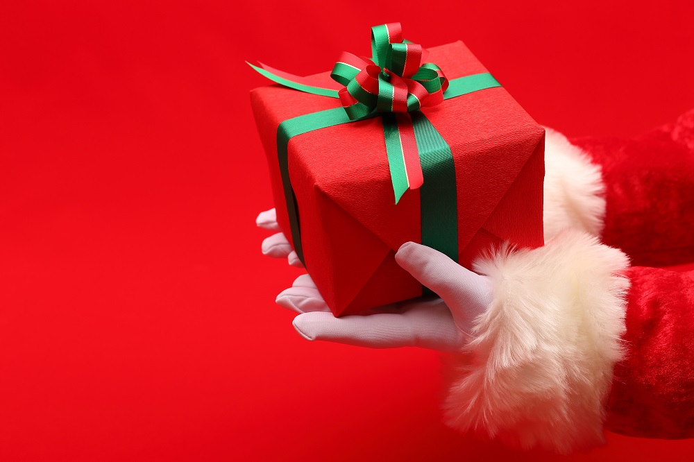 「クリスマスプレゼント 画像」の画像検索結果