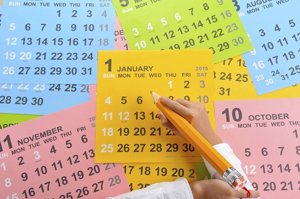 色にこだわる女の子必見!12月はランドセル購入のボーダーライン 写真