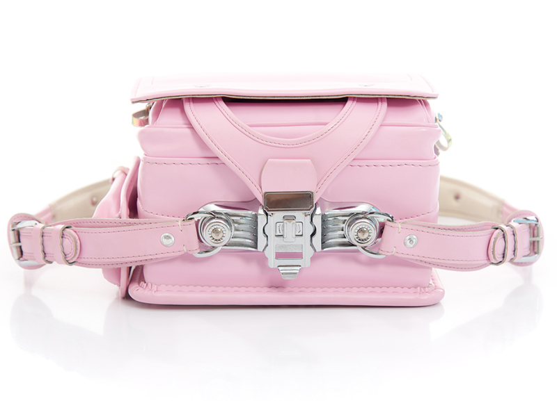 ピンクのランドセル