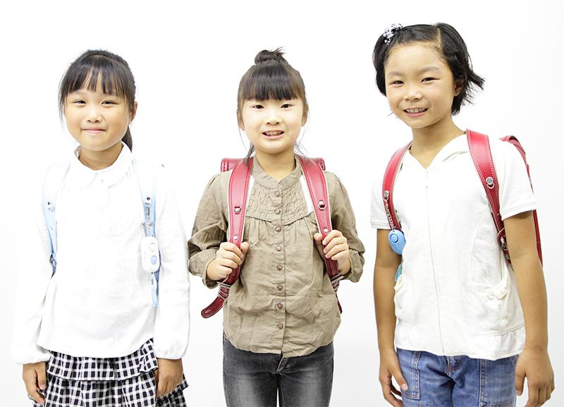 小学生3人組